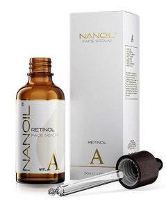 le meilleur sérum pour le visage Nanoil